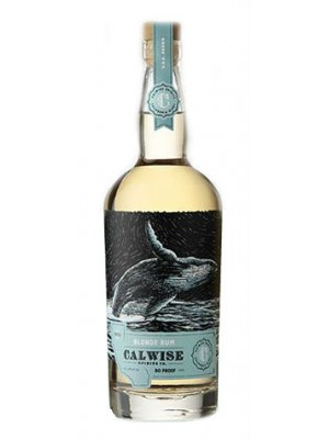 Calwise Blonde Rum 40% ABV 750ml